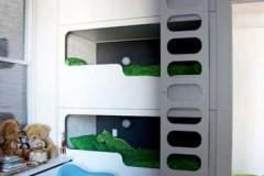 3-х ярусная кровать