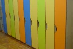 шкафчики в детский сад