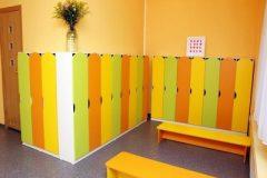шкафички в детский сад