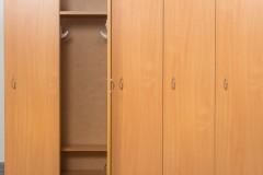 шкафчик раздеввалка